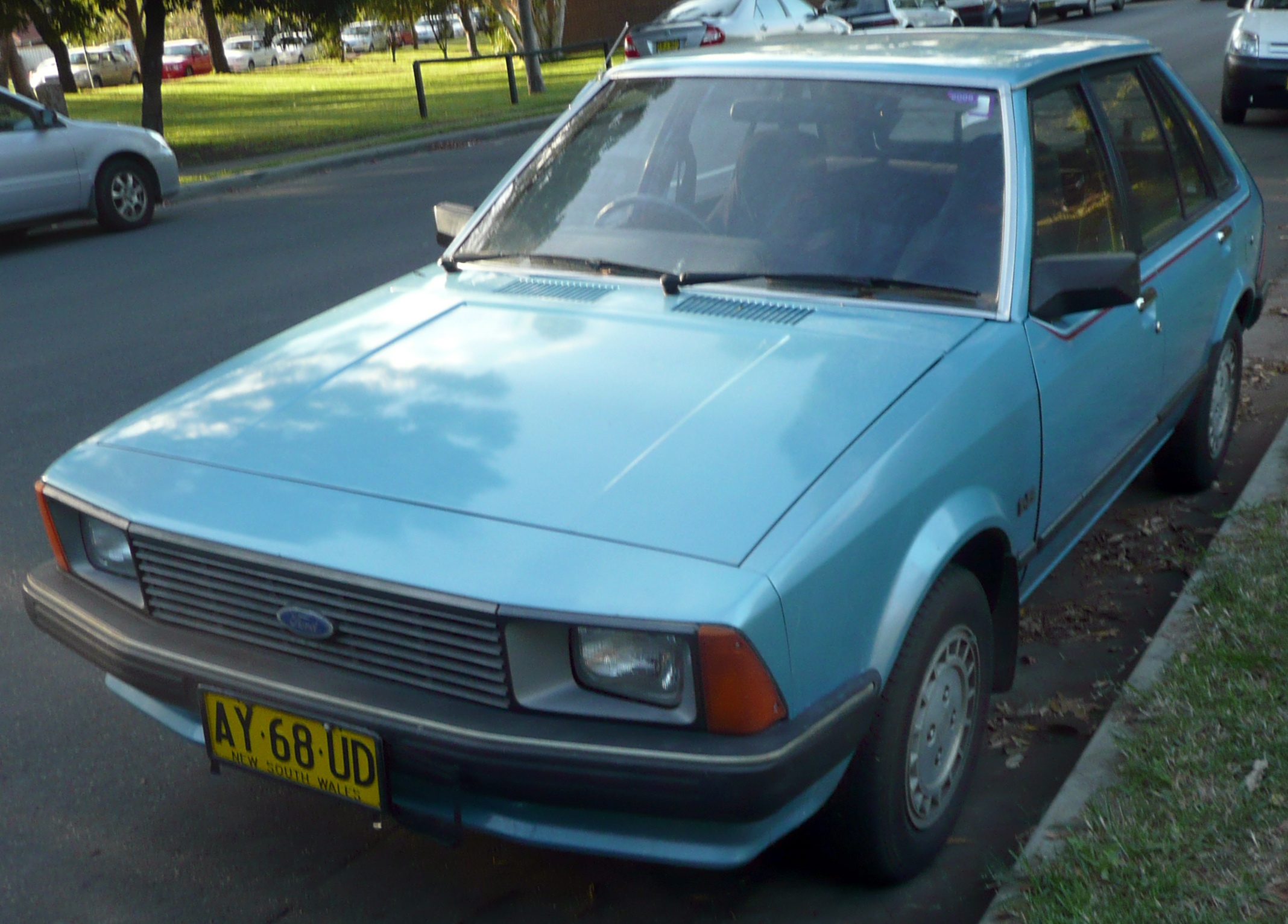 Ford laser photo - 1