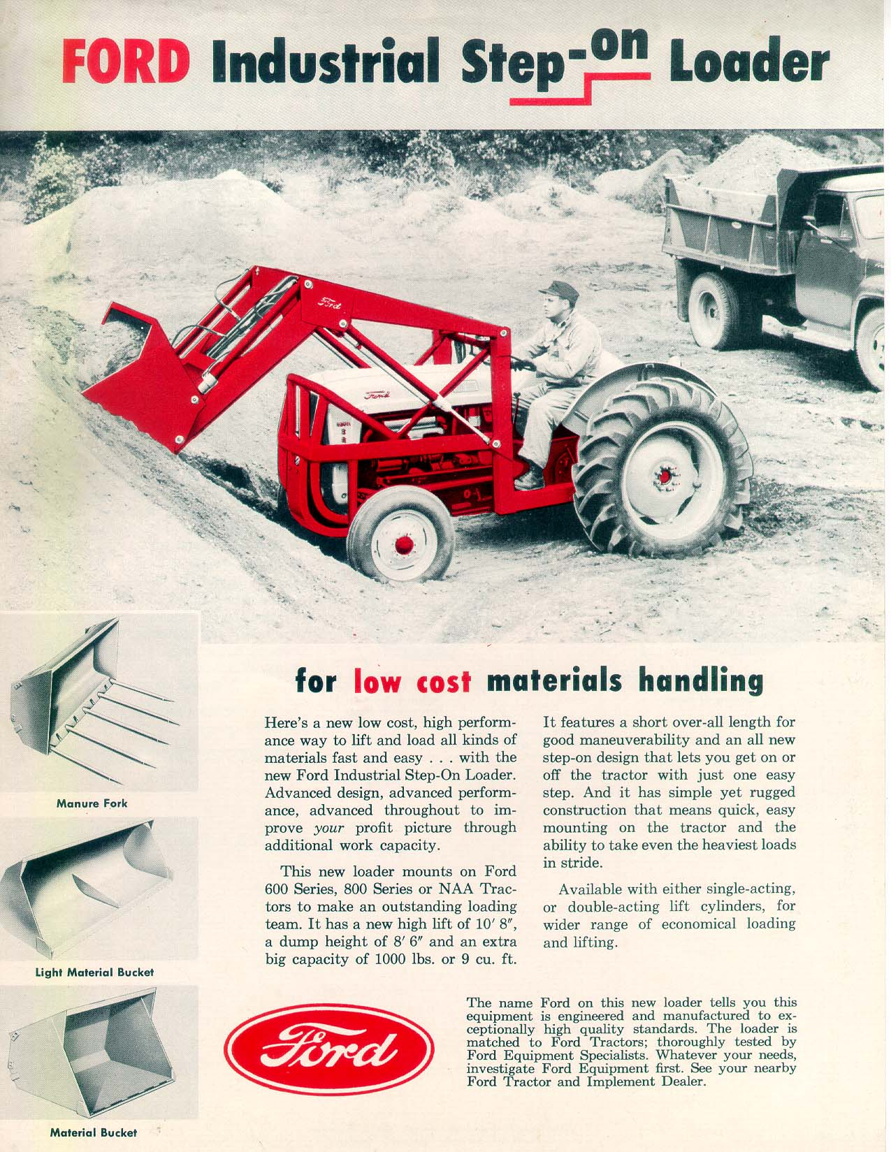 Ford loader photo - 4