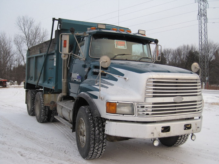 Ford ltl9000 photo - 4