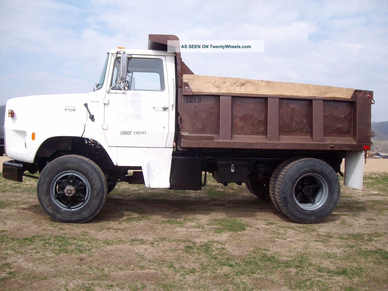 Ford lts photo - 1