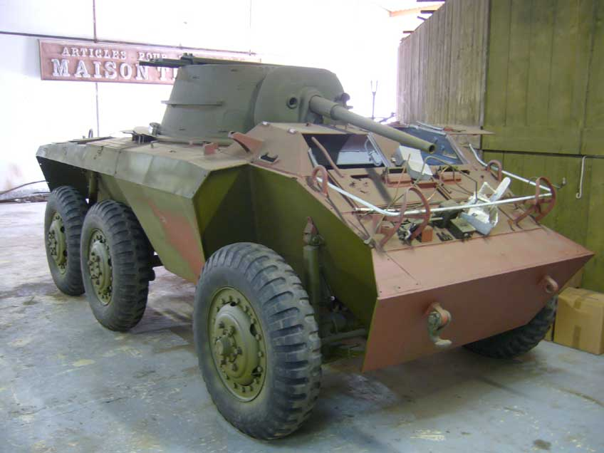 Ford m8 photo - 1