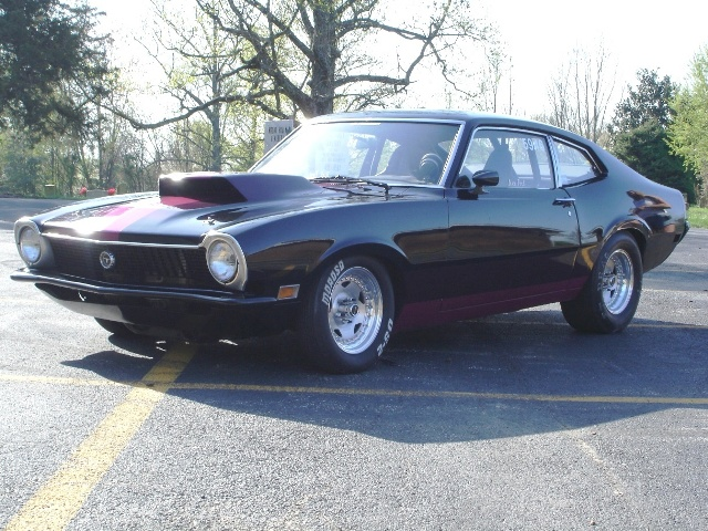 Ford maverick photo - 3