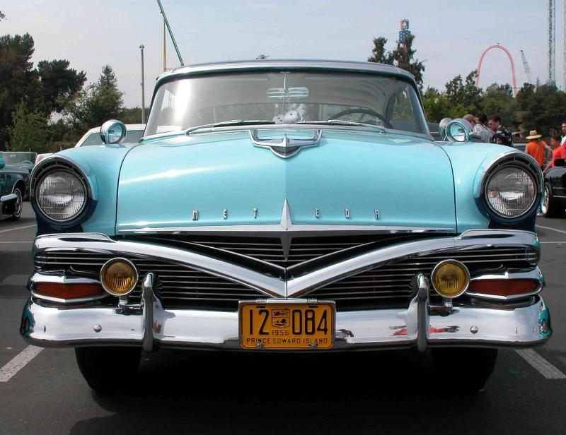 Ford meteor photo - 4