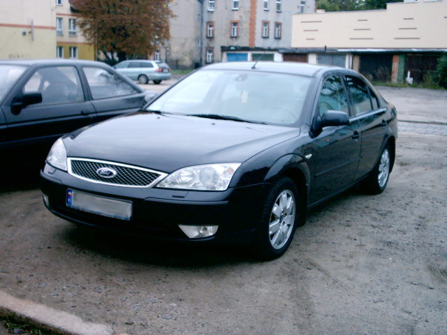 Ford modeo photo - 1