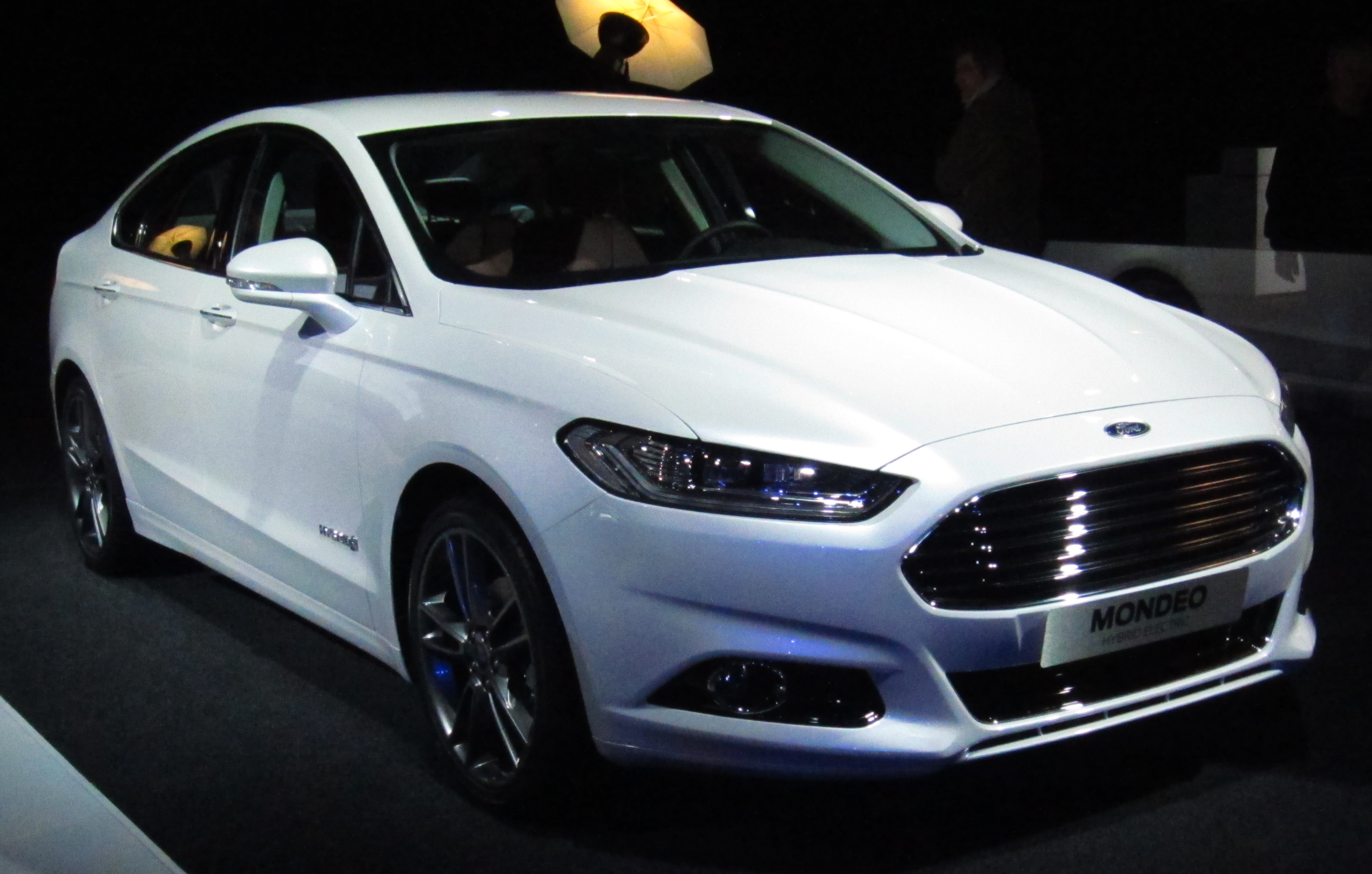 Ford modeo photo - 2