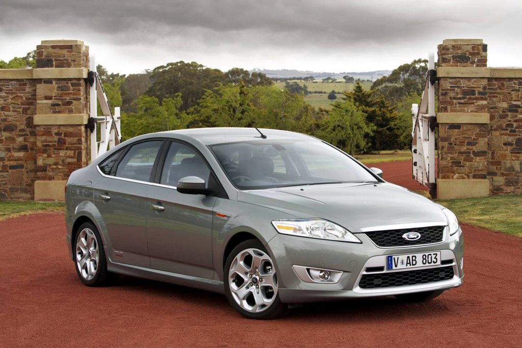 Ford modeo photo - 4