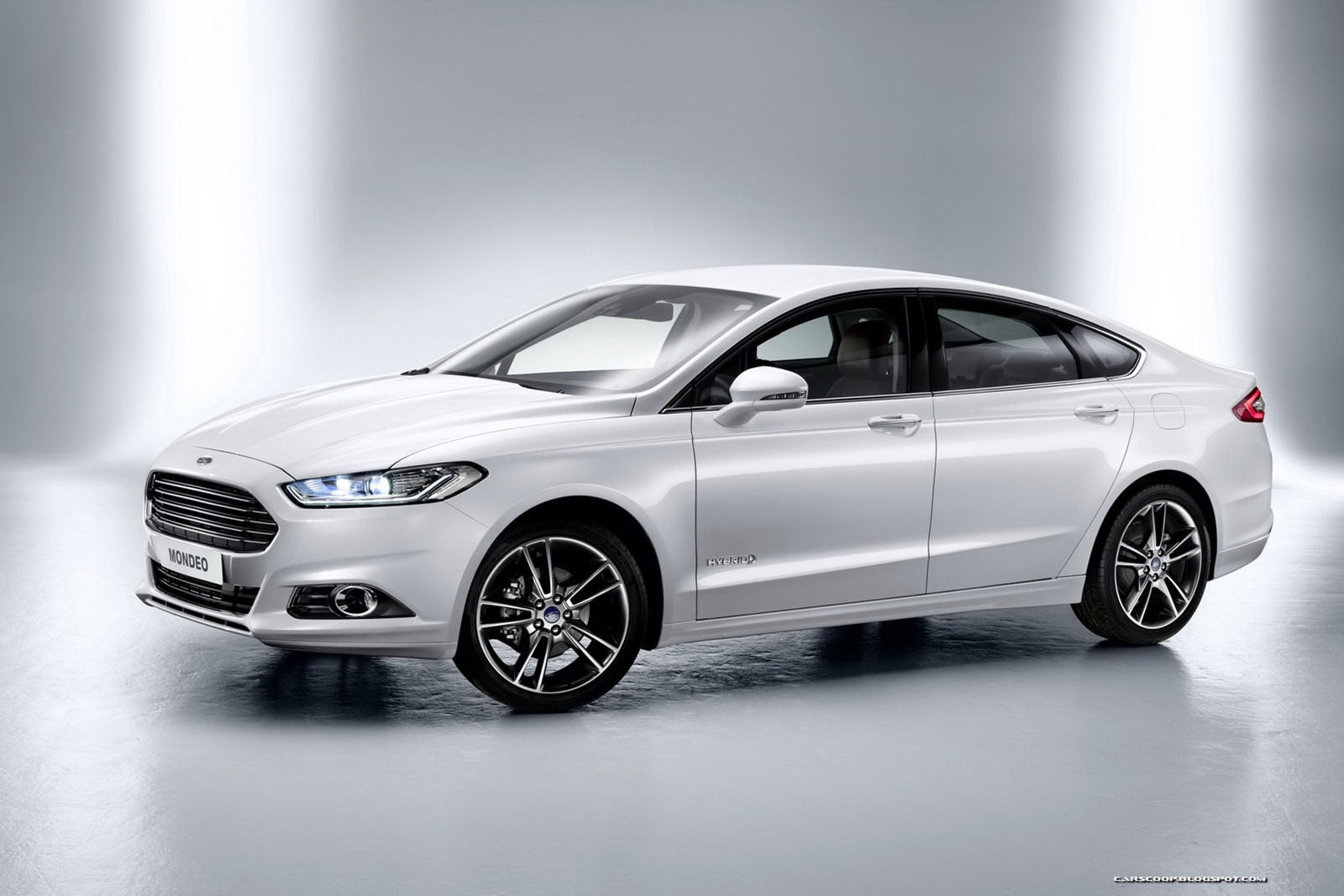 Ford mondeo photo - 1