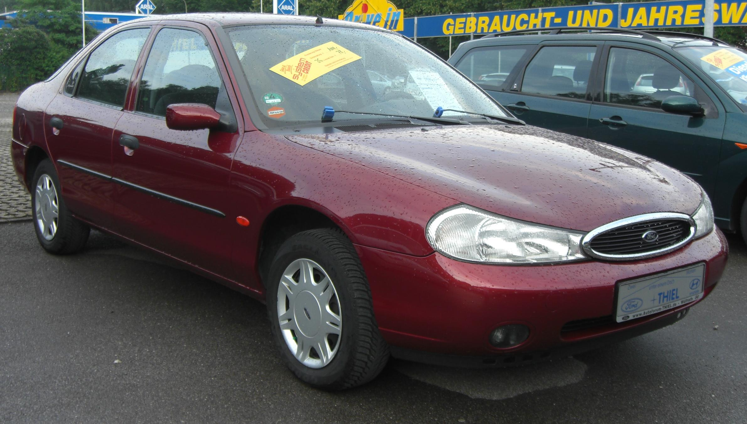 Ford mondeo photo - 2