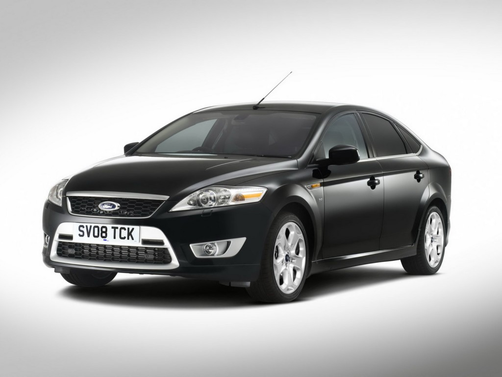 Ford mondeo photo - 3