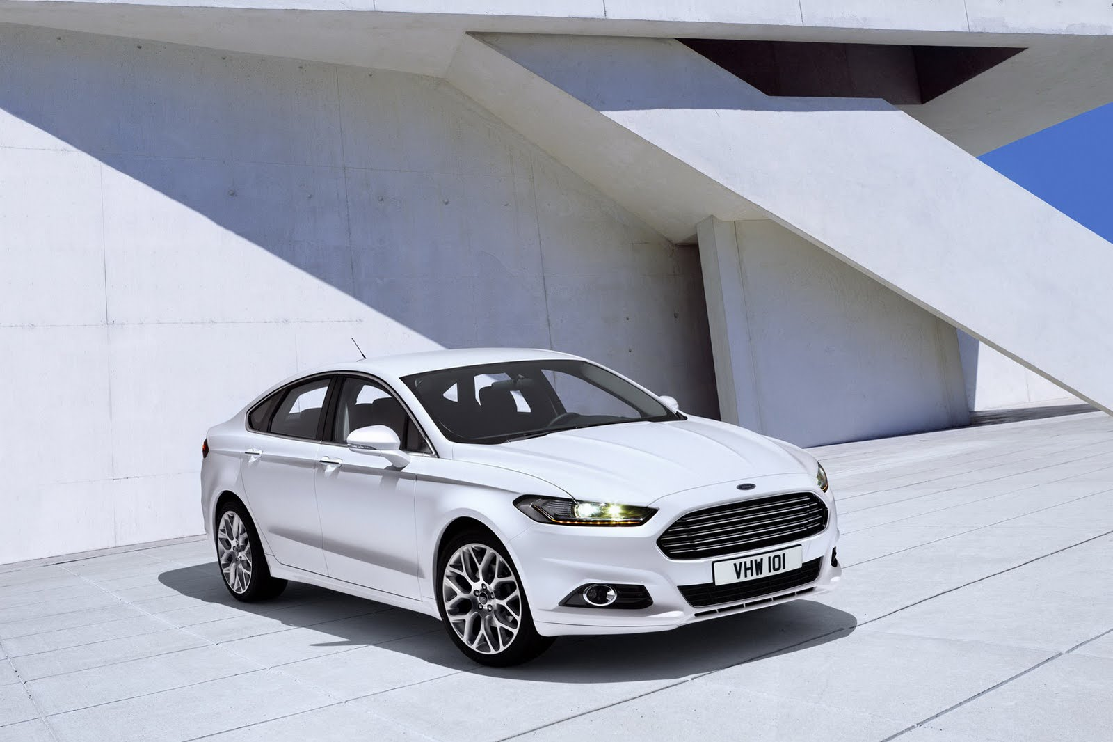 Ford mondeo photo - 4