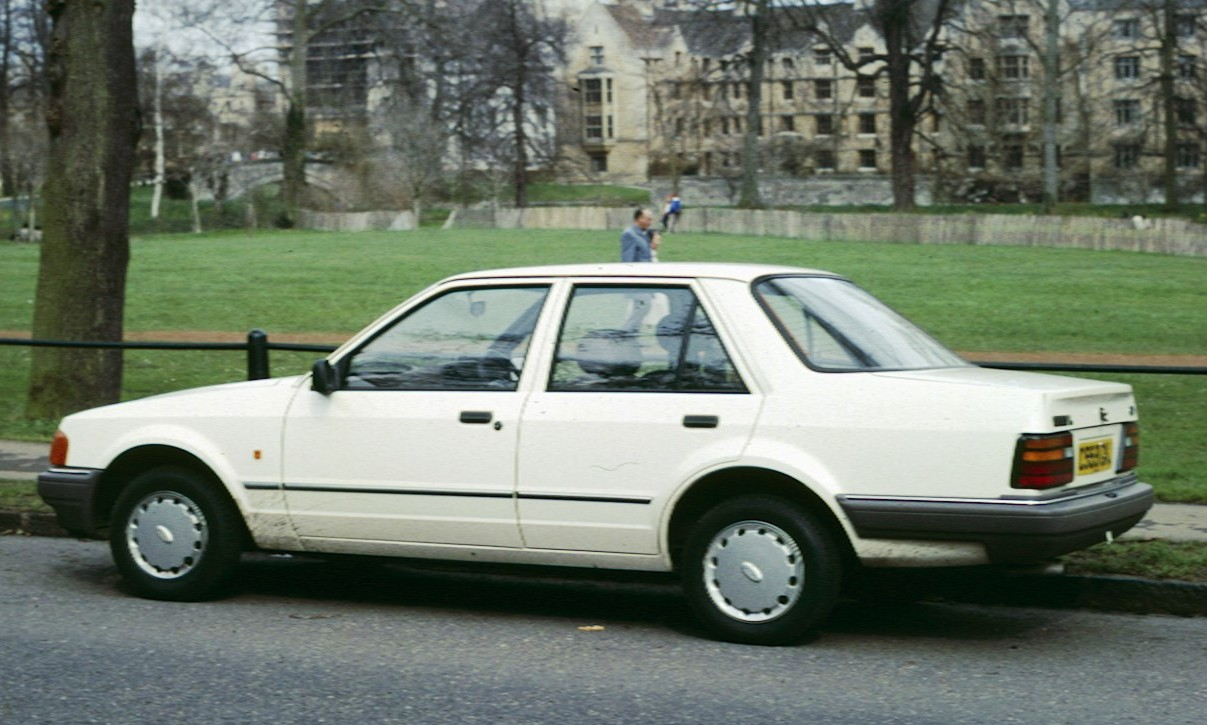 Ford orion photo - 1