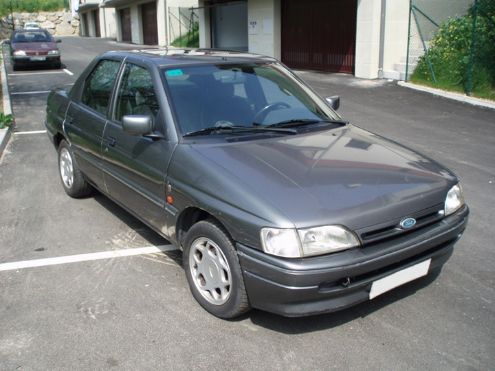 Ford orion photo - 2