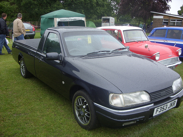 Ford p100 photo - 2