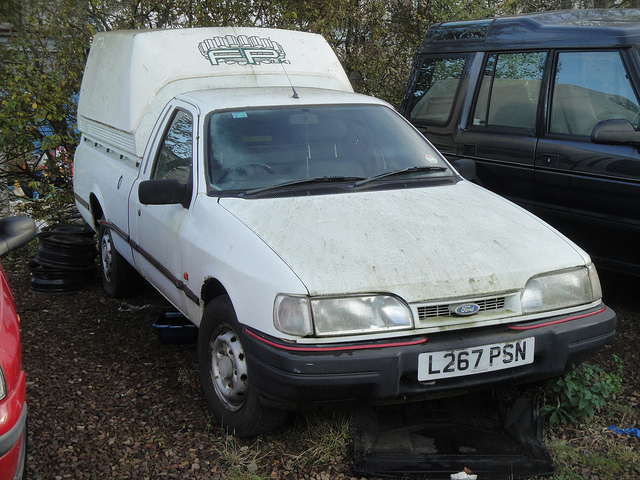 Ford p100 photo - 4