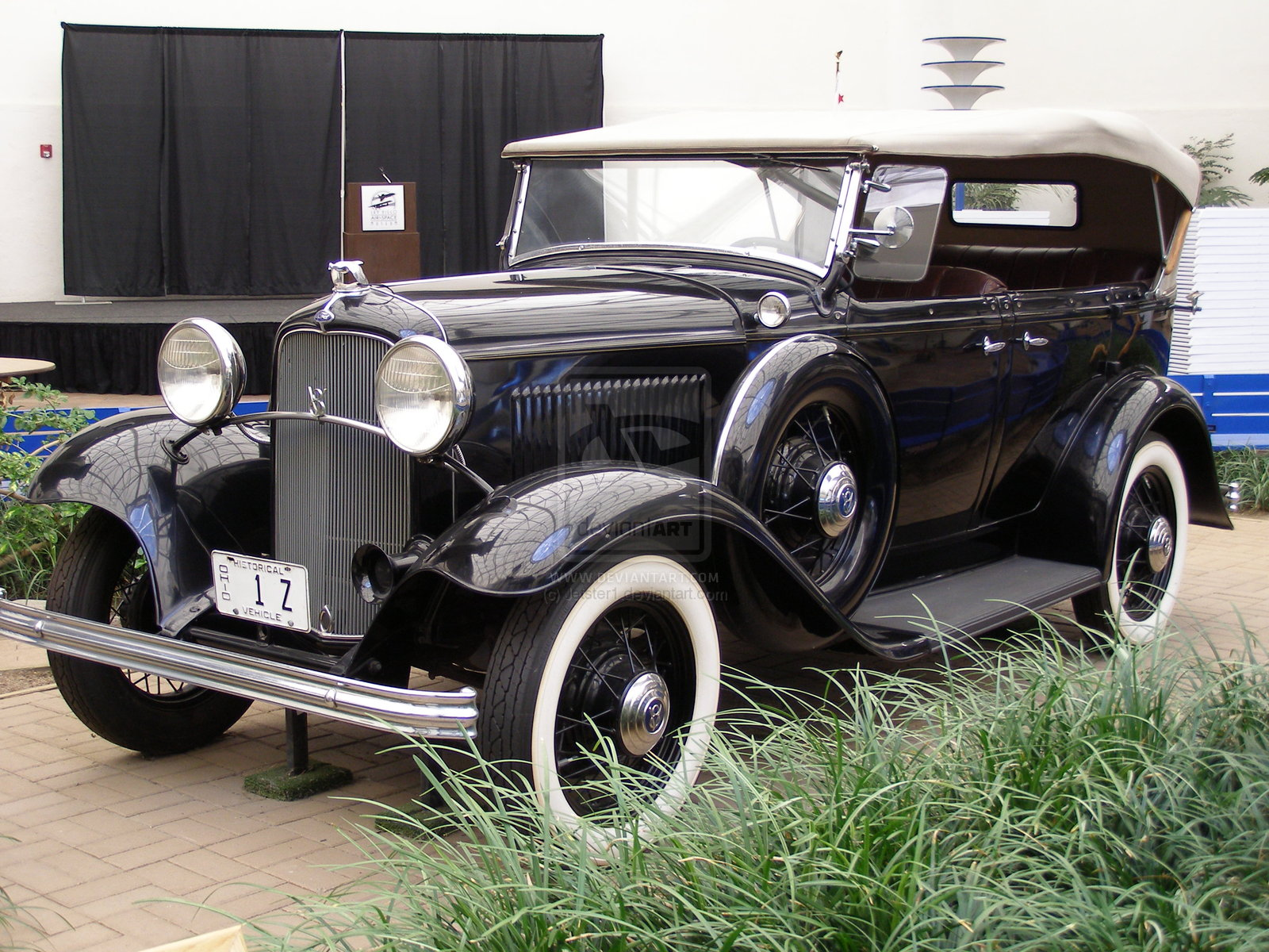 Ford phaeton photo - 2