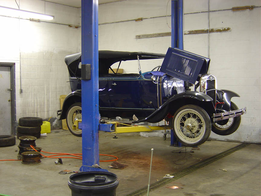 Ford phaeton photo - 3