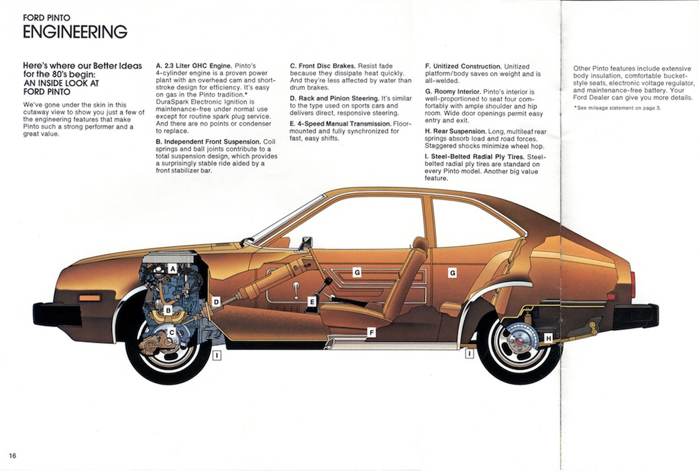 Ford pinto photo - 2