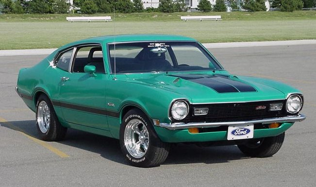 Ford pinto photo - 3