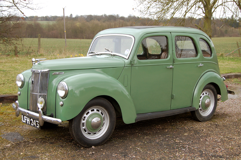 Ford prefect photo - 3
