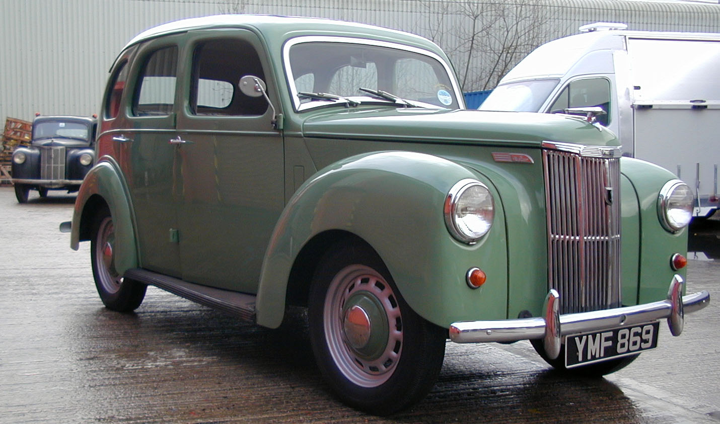 Ford prefect photo - 4