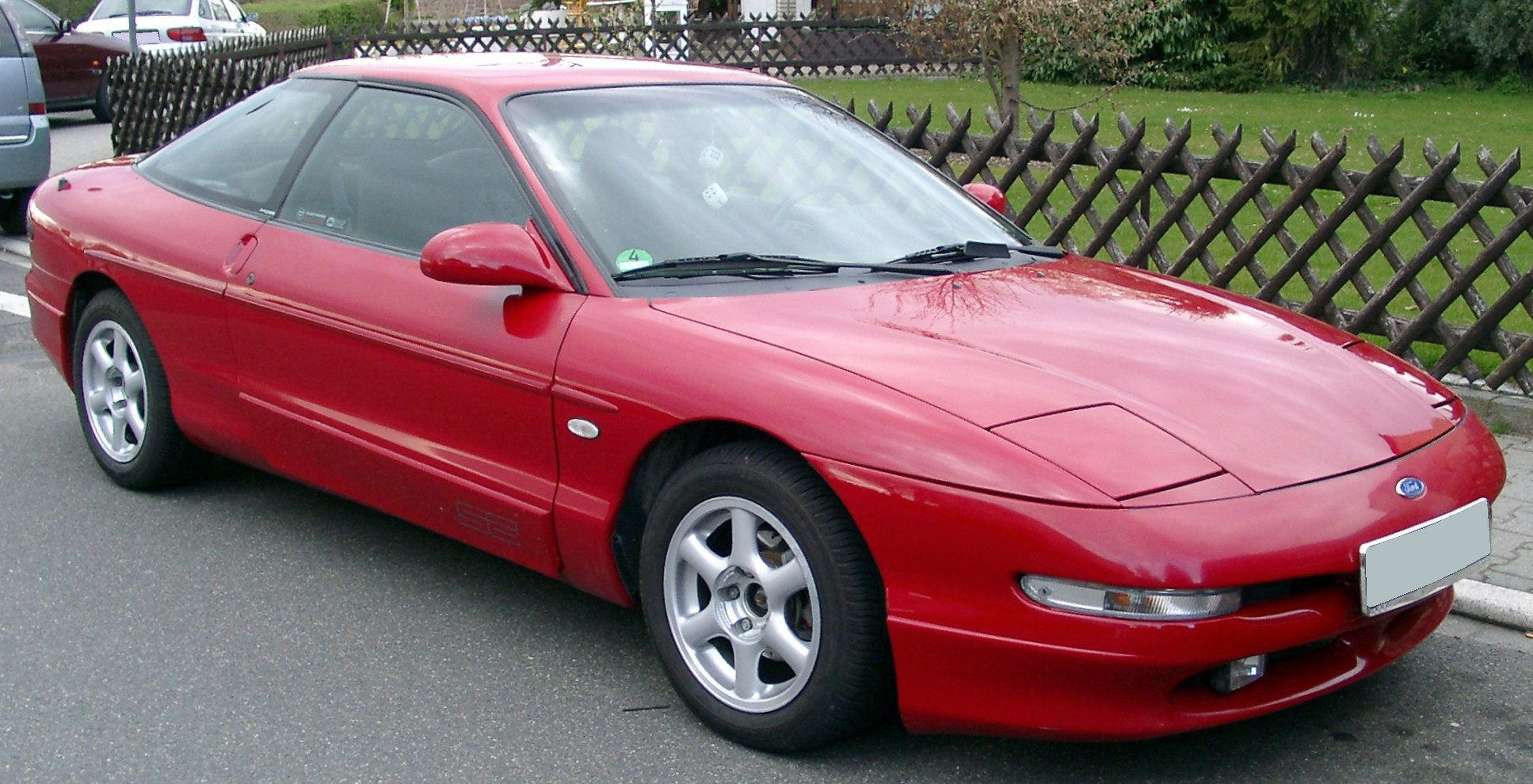 Ford probe photo - 1