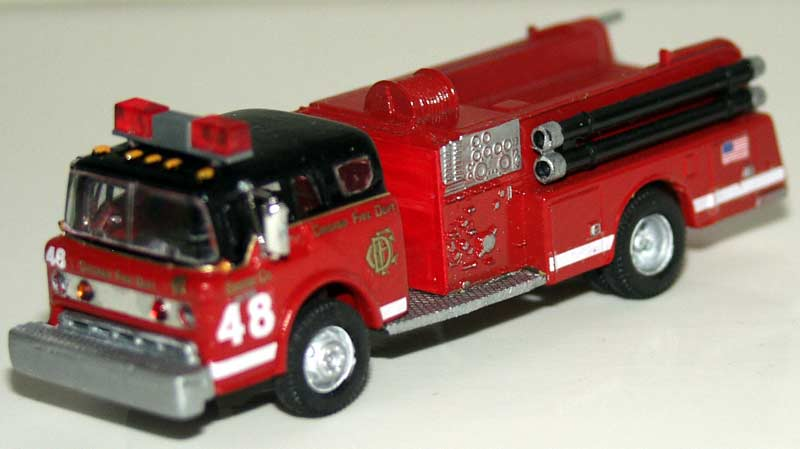 Ford pumper photo - 4