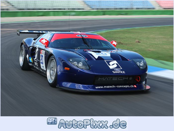 Ford racing photo - 3
