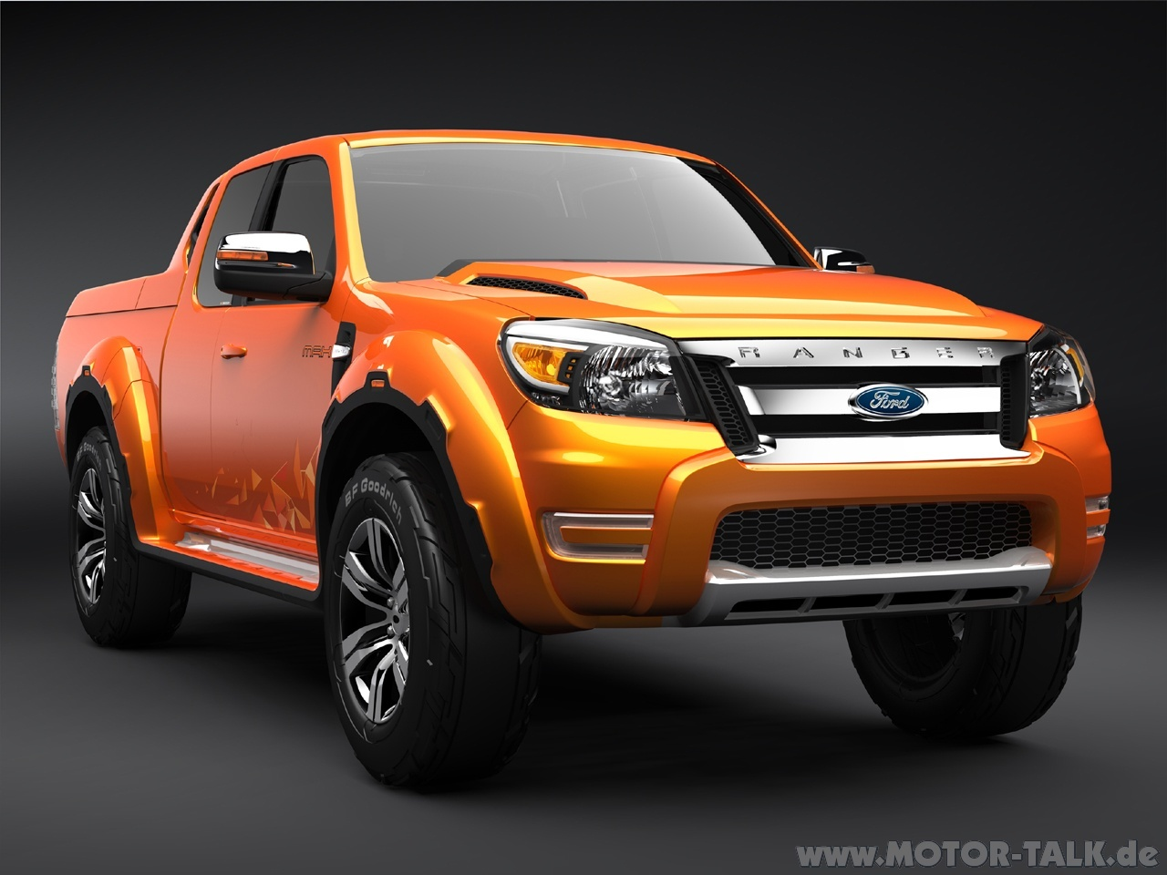 Ford ranger photo - 1