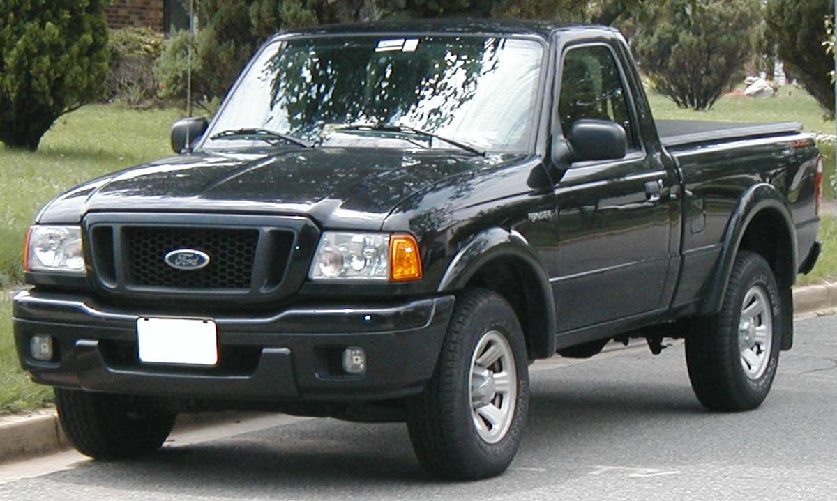 Ford ranger photo - 2
