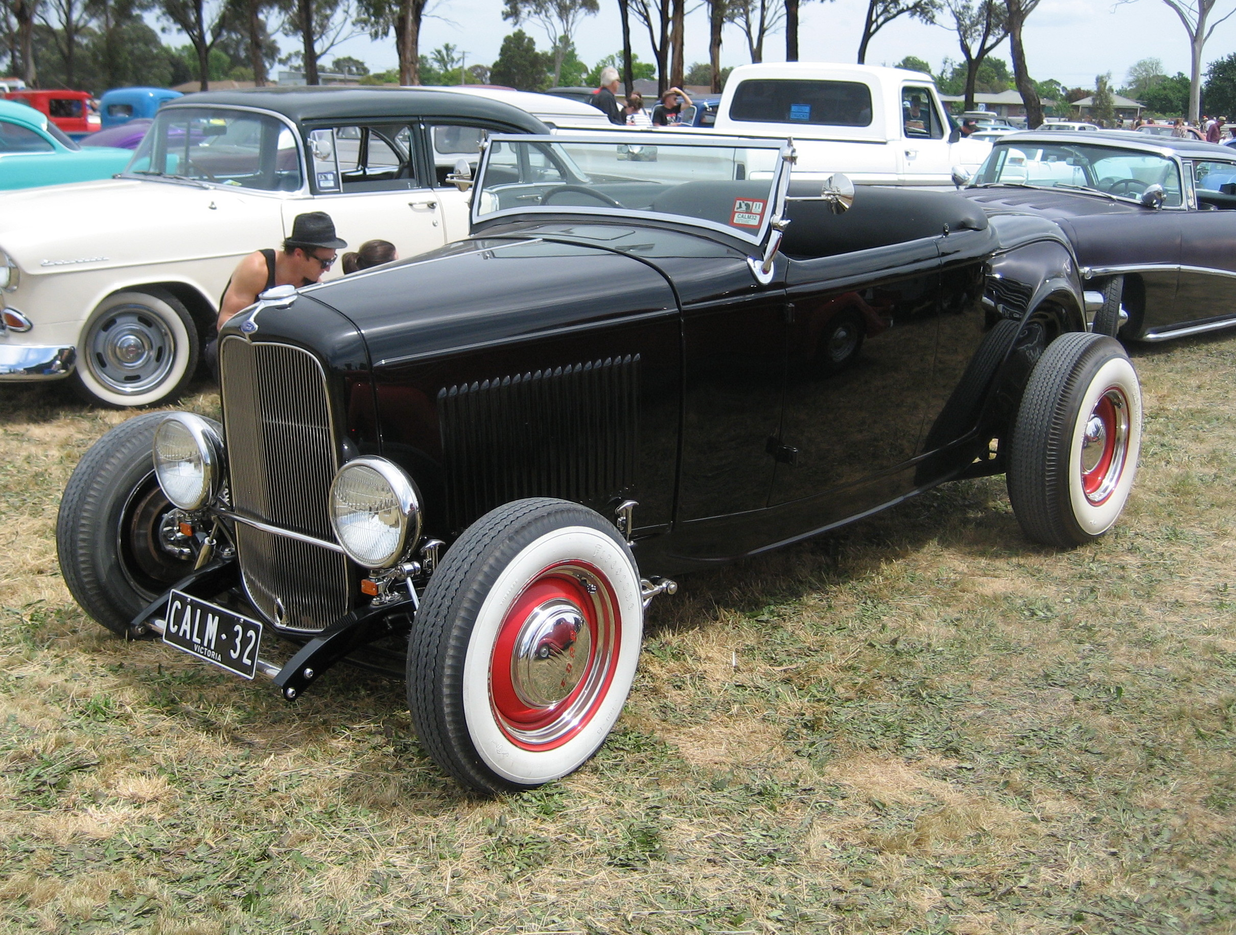 Ford rod photo - 2
