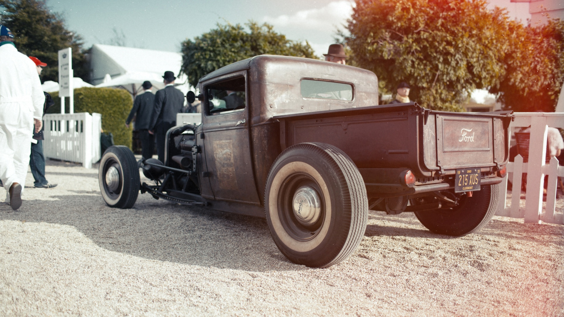 Ford rod photo - 3