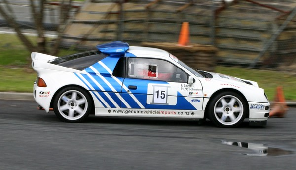 Ford rs200 photo - 2