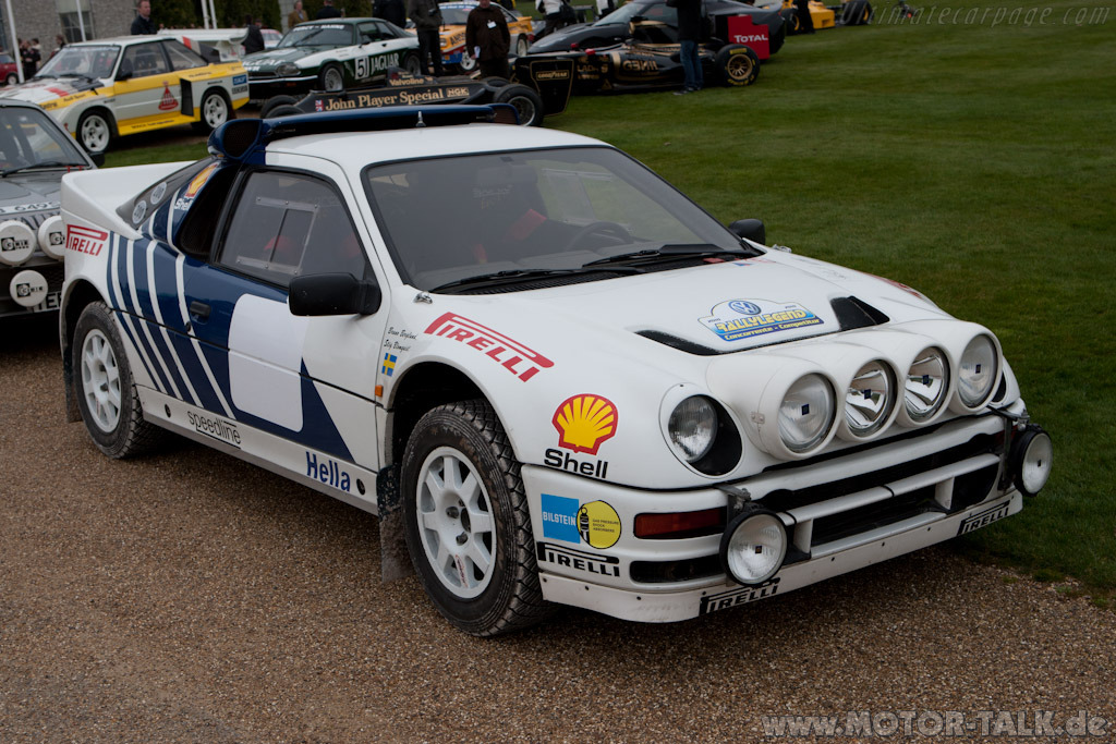 Ford rs200 photo - 3