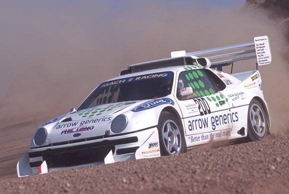 Ford rs200 photo - 4