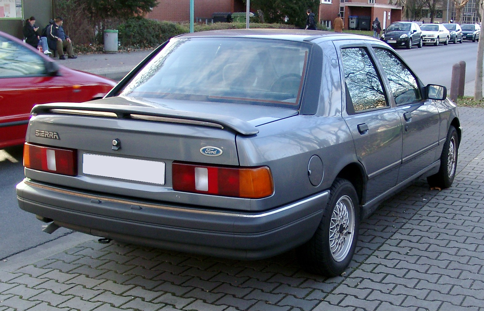 Ford sierra photo - 1