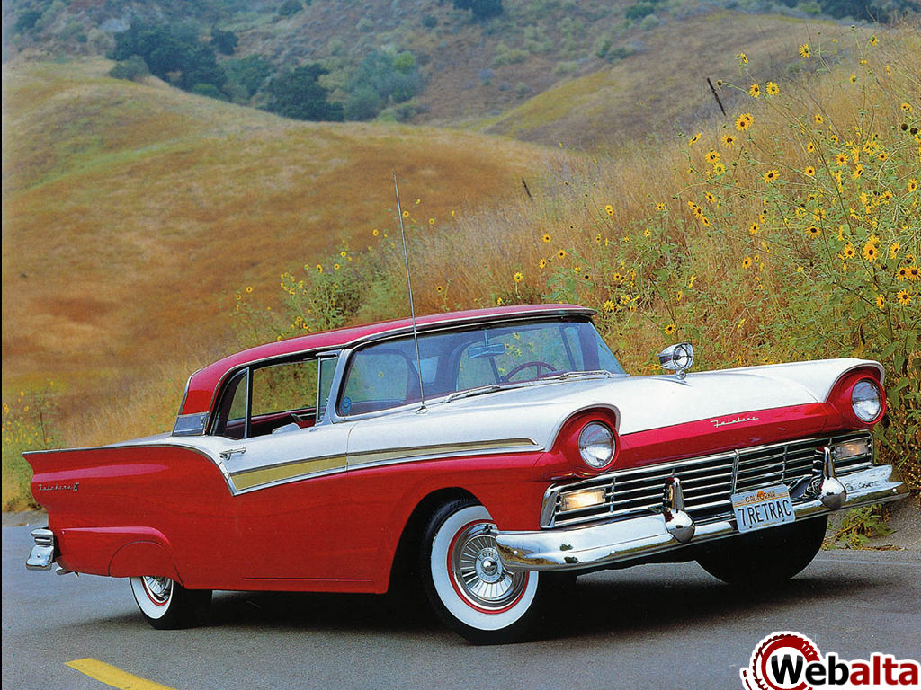 Ford skyliner photo - 3