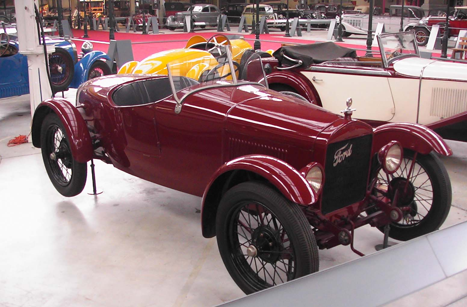 Ford speedster photo - 2