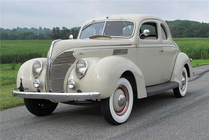 Ford standard photo - 2