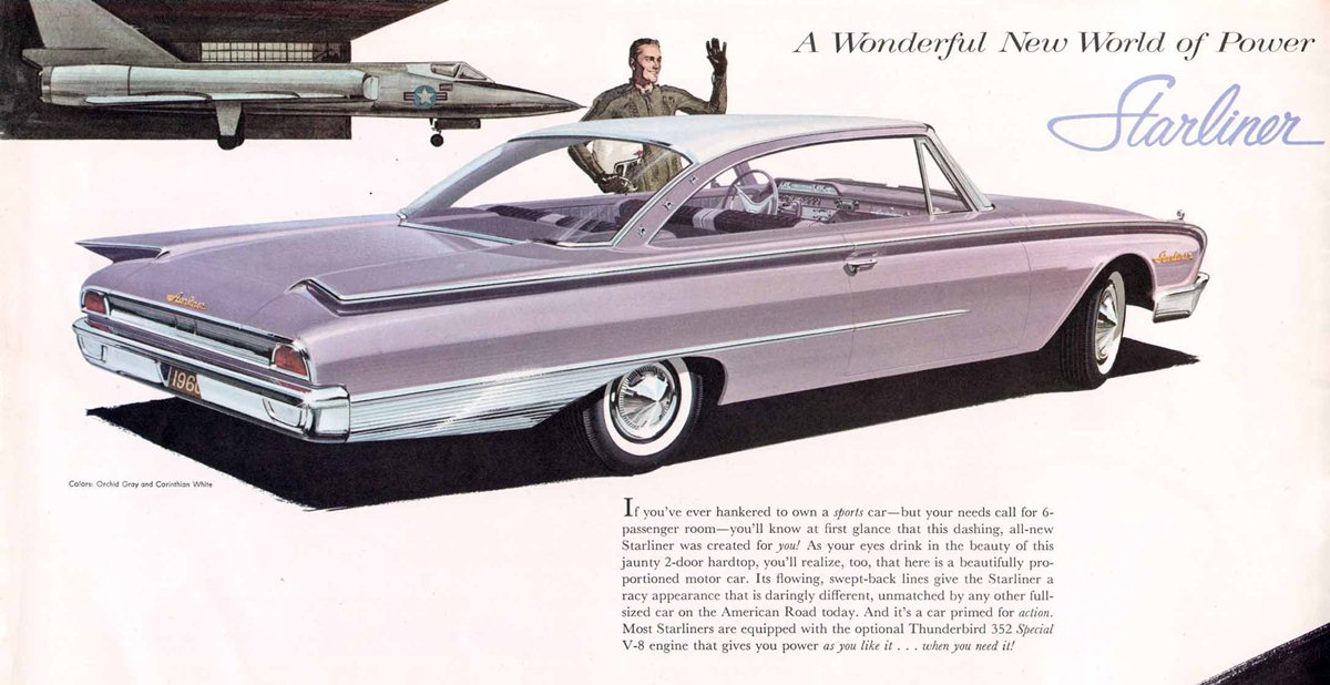 Ford starliner photo - 3