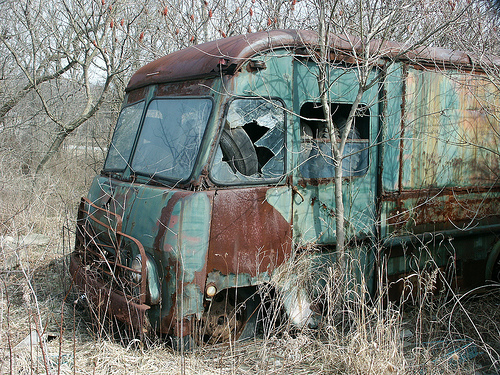 Ford stepvan photo - 1