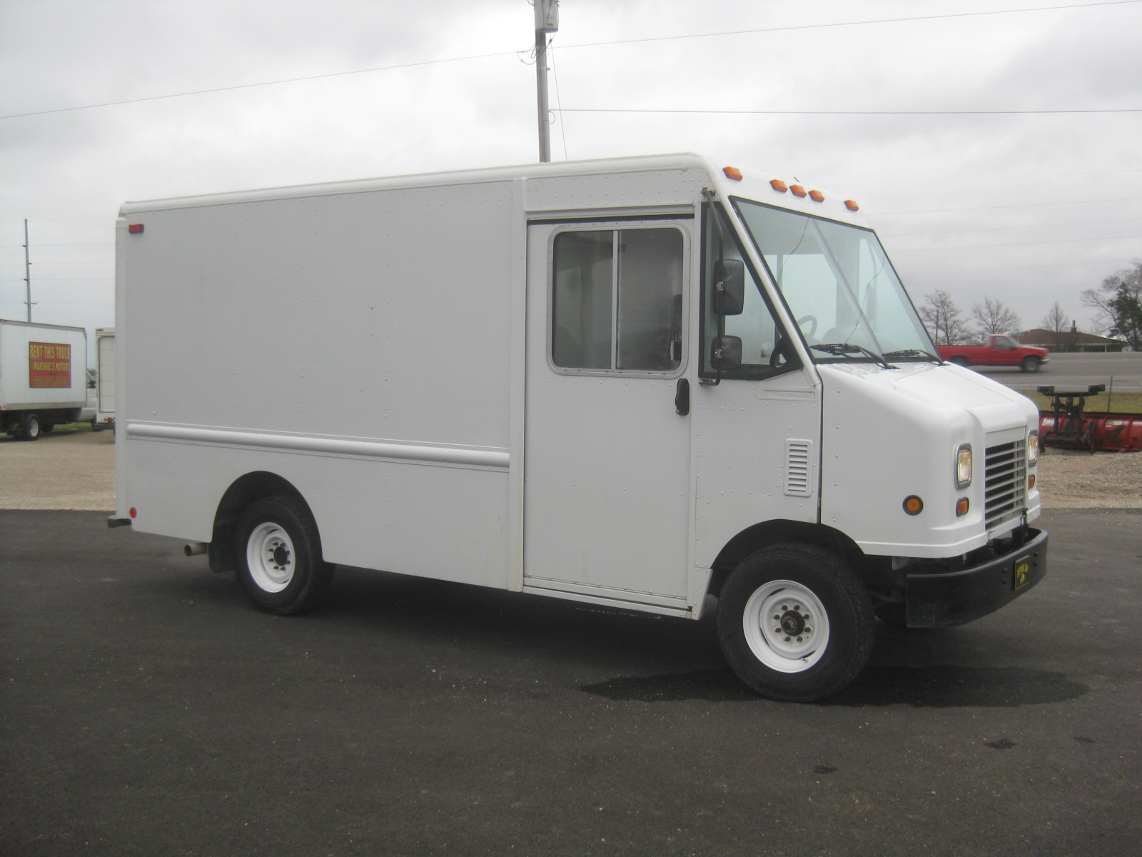 Ford stepvan photo - 4
