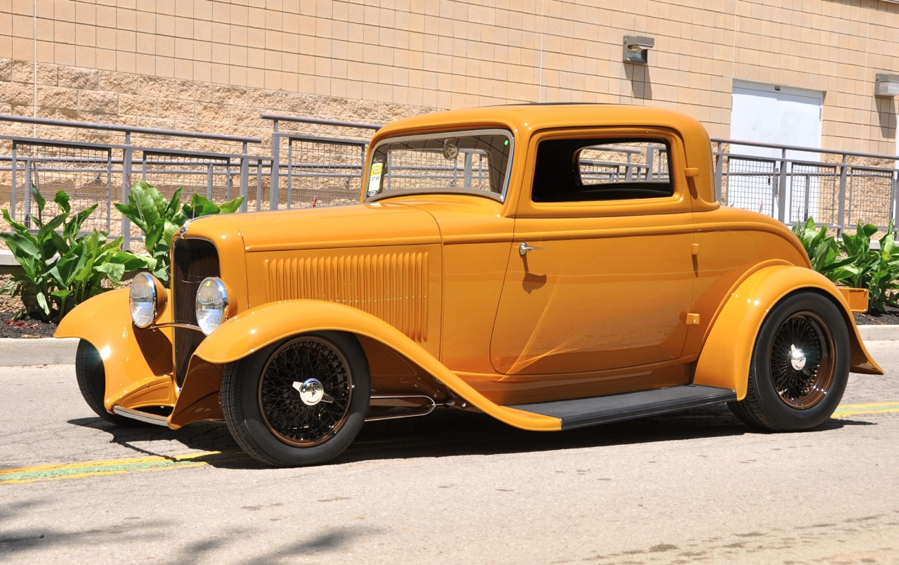 Ford streetrod photo - 1