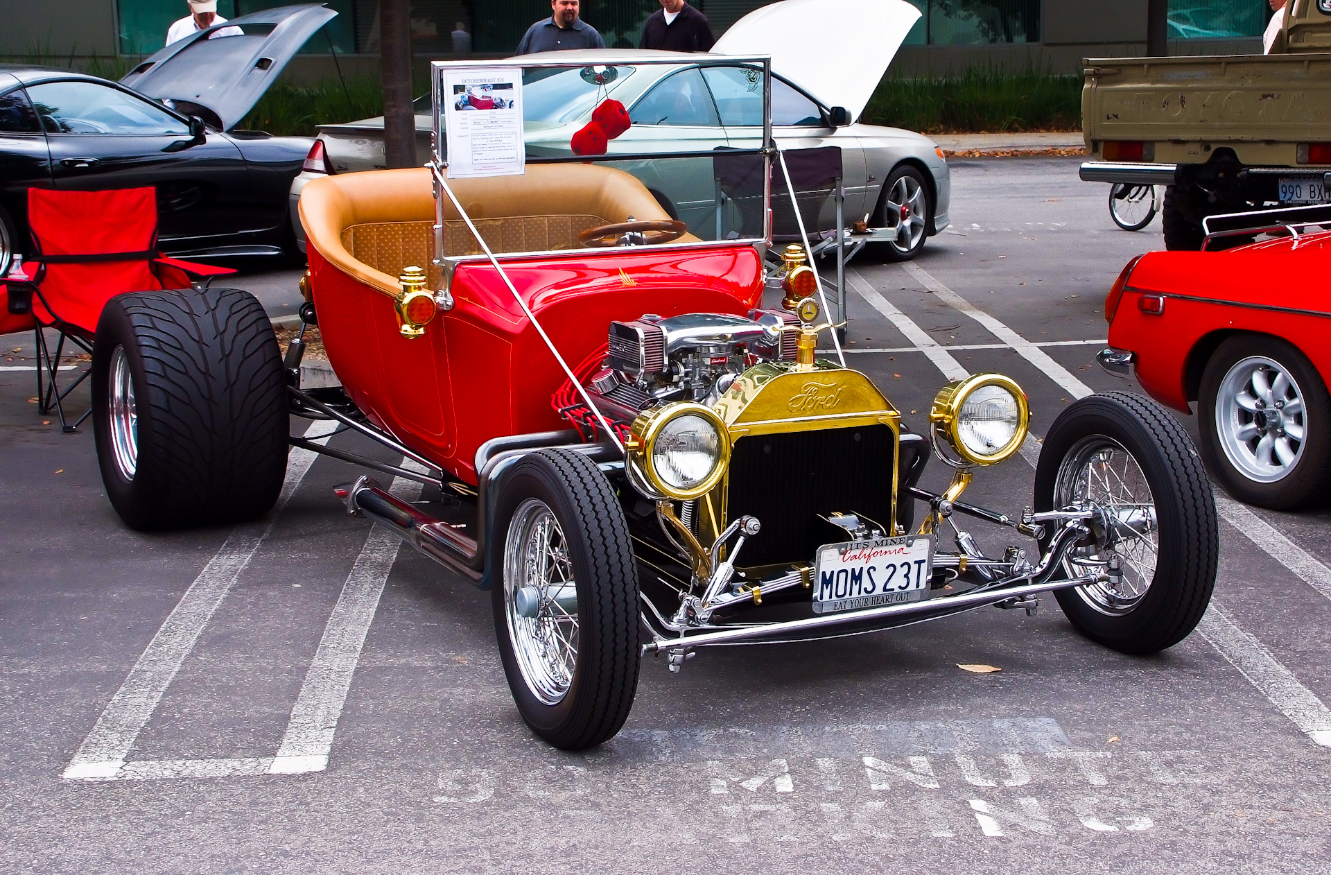 Ford streetrod photo - 2