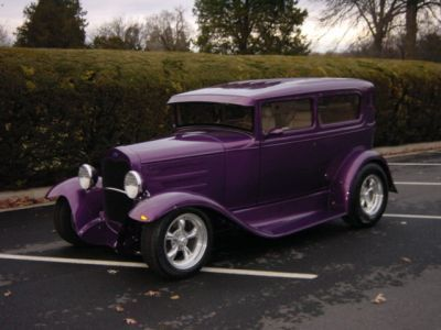 Ford streetrod photo - 3