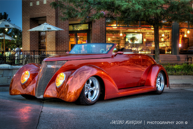 Ford streetrod photo - 4