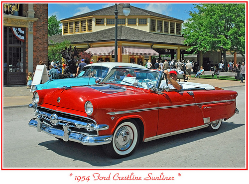 Ford sunliner photo - 3