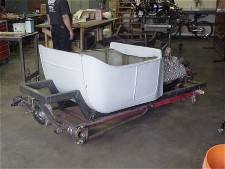 Ford t-bucket photo - 2