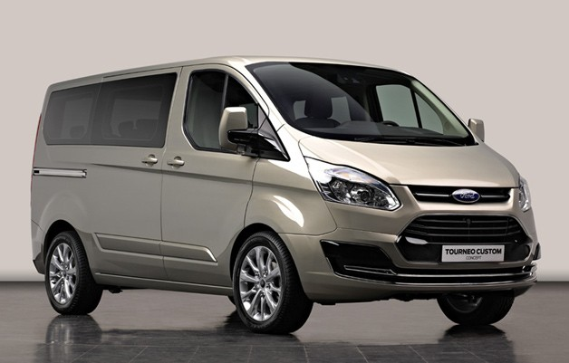 Ford t5 photo - 1