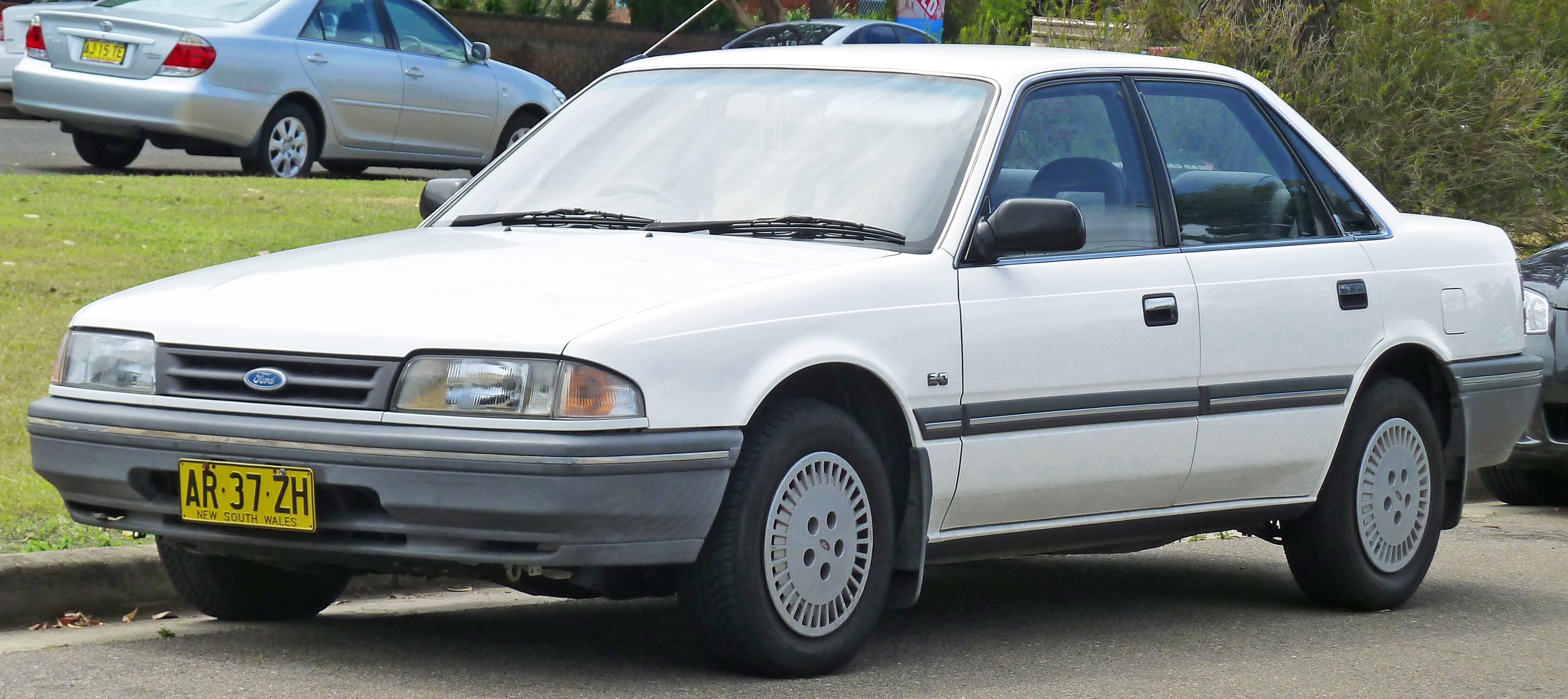 Ford telstar photo - 1