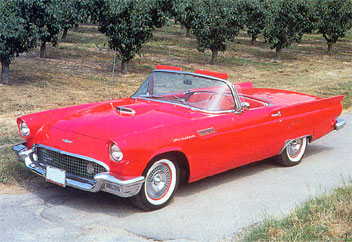 Ford thunderbirds photo - 1
